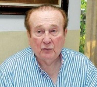 Nicolás Leoz falleció en Asunción