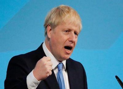 B. Johnson suspende el Parlamento británico