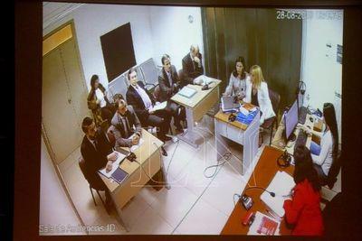 Arrom, Martí y Colmán seguirán recluidos en el penal de Uruguay