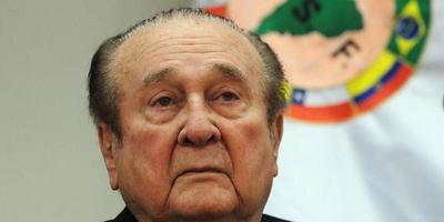 Falleció Nicolás Leoz