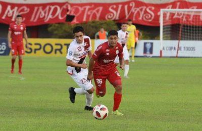 3 de Febrero fuera de la Copa Paraguay