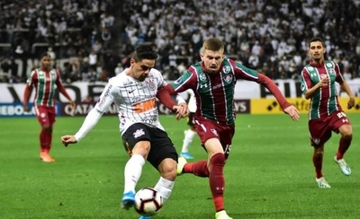 HOY / Fluminense y Corinthians definen un semifinalista en el Maracaná