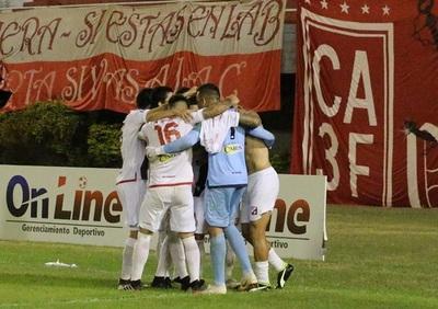 El Kelito se anota entre los 16 mejores de la Copa Paraguay