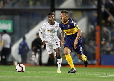 Boca Juniors selló su pase a semifinales de la Libertadores