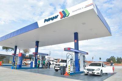 Petropar instalará su primera estación de servicio en Ayolas