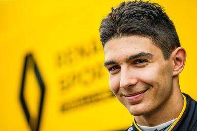 Renault contrata a Ocon para la F1