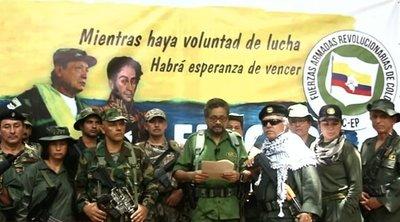 Una fracción de las FARC retoma la lucha armada y anuncia que se unirá con la ELN