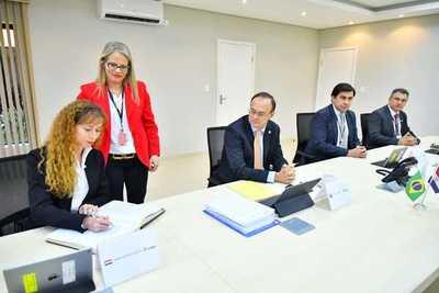 Asumieron nuevos integrantes del Consejo de Administración de la ITAIPU Binacional