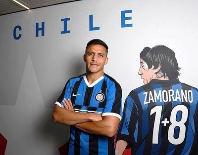 El Inter incorpora a Alexis