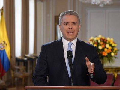 Duque dice que nuevas FARC son narcoterroristas