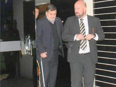 Caso Detave: Ratifican prisión para general Ramón Benítez