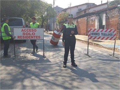 Comuna repara calles, pero anuncia que afectará al tráfico