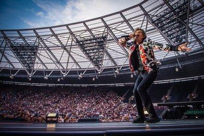Después de una cirugía del corazón, Mick Jagger está de vuelta