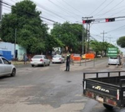 Municipalidad anuncia desvíos en diferentes tramos de Asunción