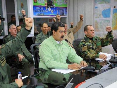 Maduro culpa a Bolsonaro por los incendios en la Amazonía