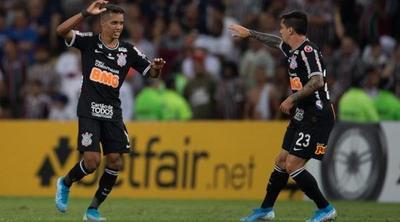 Corinthians empató 1-1 con Fluminense y será rival de Independiente del Valle en semifinales de la Copa Sudamericana Este contenido ha sido publicado originalmente por Diario EL COMERCIO en la siguiente dirección: https://www.elcomercio.com/deportes/futbo