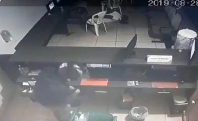 Millonario asalto a casa de apuestas