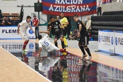 El Futsal FIFA conocerá hoy a su campeón de entre Cerro y Olimpia