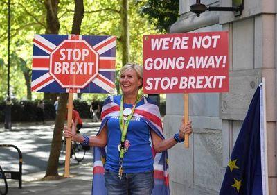 Johnson se apunta una victoria judicial y advierte contra un bloqueo del Brexit