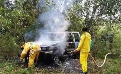 Ladrones vestidos de técnicos de la ANDE asaltan comercio en Areguá •