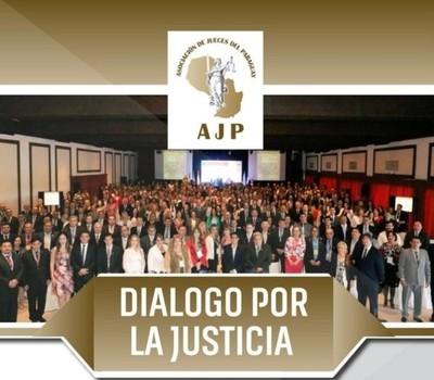 Organizan conversatorio 'Diálogo por la Justicia'