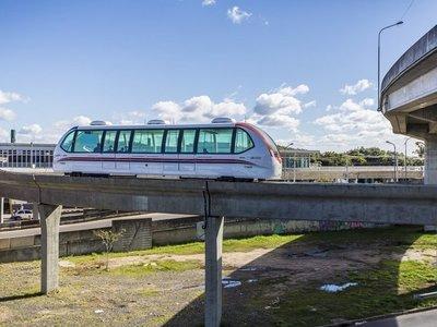 Fepasa propone reemplazar tren de cercanía por la modalidad elevada