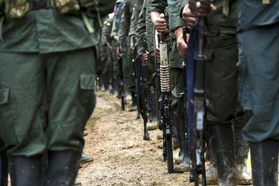 Nueve muertos en golpe militar a disidencias de FARC en Colombia