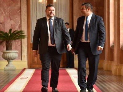 Procurador es optimista sobre extradición de Arrom y Martí desde Uruguay