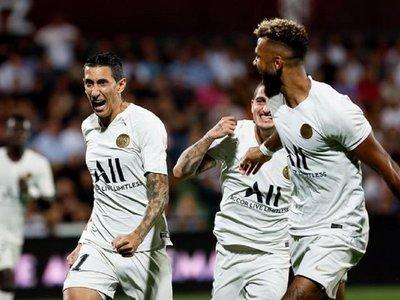 El PSG recupera el primer puesto sin Mbappé, Neymar y Cavani