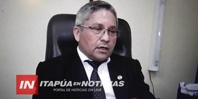 CORTE RATIFICA SUSPENSIÓN A JUEZ NELSON BÁEZ SIN GOCE DE SUELDO