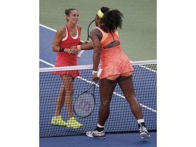 Vinci elimina a Serena y jugará final ante Pennetta