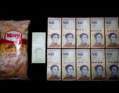 La crisis de la Venezuela chavista,  o cómo vivir con un salario de 2 dólares