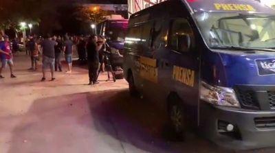 Gobierno repudia violencia y lamenta muerte de hincha en SND