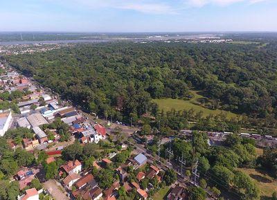 Comuna asuncena otorga permiso para construcción del Corredor Vial Botánico