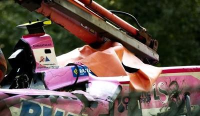 Piloto francés muere en accidente de F2
