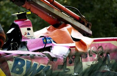Murió el piloto del accidente de F2