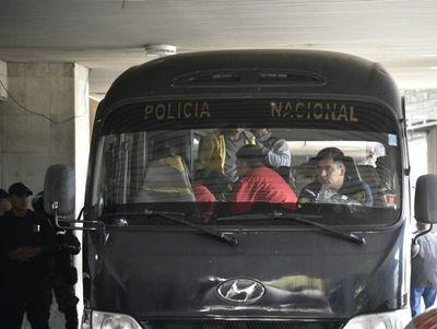 Declaran los 157 hinchas detenidos por fatal pelea entre barras