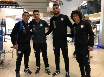Paraguay emprendió viaje a Tokio para amistosos ante Japón y Jordania