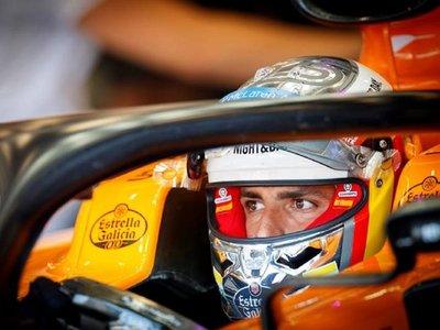 Carlos Sainz cumple 25 años en la elite de la Fórmula Uno