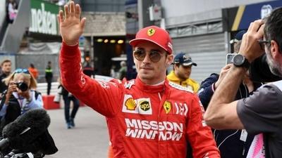 HOY / Leclerc logra su primera victoria en la F1 al conquistar el Gran Premio de Bélgica