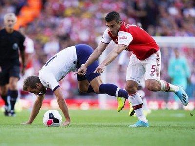 Garra y tesón del Arsenal para sacarle un punto al Tottenham
