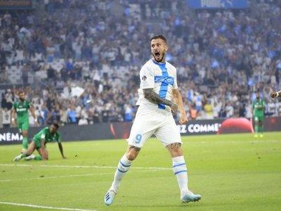 Darío Benedetto prolonga la mejoría del Marsella