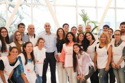 Mazzoleni destaca participación ciudadana en campaña de donación de médula ósea