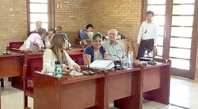 Junta da luz verde al intendente Prieto para ejecución de obras en la ciudad