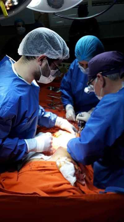 Los familiares donan órganos de un joven hernandariense