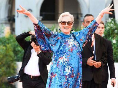 Meryl Streep y Steven Soderbergh contra la evasión fiscal en la Mostra