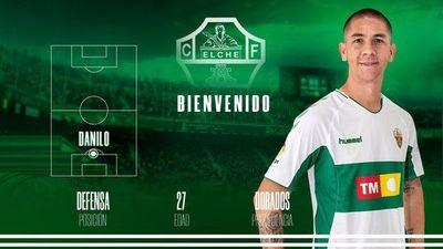 Danilo Ortiz jugará en España