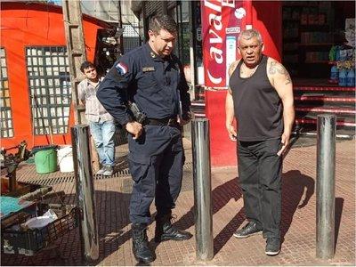 Turistas asaltados por falsos guías en Ciudad del Este