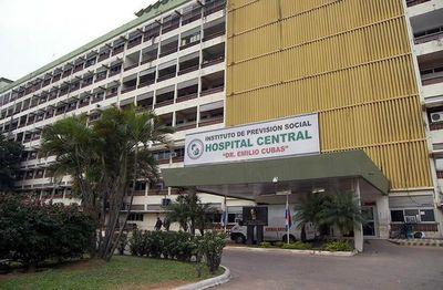 Desidia criminal con paciente de IPS