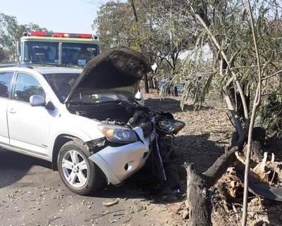 Accidente en la Autopista •